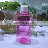 150ml 250ml 350ml mouth wash bottle