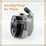 Japanese Auto Parts For Nissan MARCH,China Top Ten Selling Products Power Steering Pump