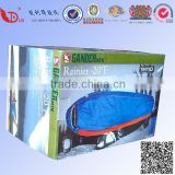 High quality tent carton box for travel with good printing/corrugated carton box