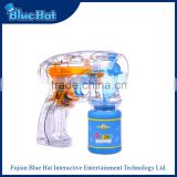 High quality wholesale bubble gun with LED lights