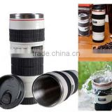 NEW Coffee Cup Gift For lens Fans 70-200mm f2.8 USM Thermos Camera Lens Mug
