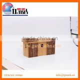 WOODEN BIRD HOUSE BIRD NEST WITH BARK ROOF 31X12X16CM