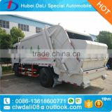 Diesel Engine Type and Turbo charger Type 9000L 145 garbage compactor truck wholesale price