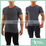 raglan sleeves relaxed fit blank dri fit t-shirts wholesale clothing manufacturers plain t-shirts