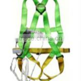 Full Body Harness with Single Lanyard