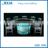 tall wedding battery led table lamp table toppers chair