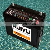 fiamm battery N100 12V 100AH auto batteries car battery