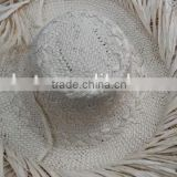 Competitive price promotional fashion cheap straw hat straw hat body