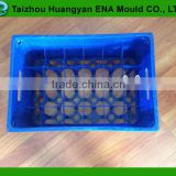 12 / 20 / 24 bottles plastic injection Beer Crate mould