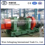 XKP-400 Single- channeled large capacity rubber crusher for scrap tire recycling processing line