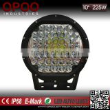 Best sale 225w led driving light,4X4 Offroad 10'' 225w led driving light
