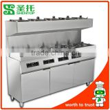 Shentop BST-B10 rice clay pot cooking machine clay pot restaurant use clay pot cooking machine