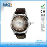Quartz Genuine Leather Watch.new arrival 5ATM western watches mens watches