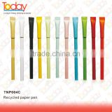 ECOZONE BANDAI Factory Retail green promotion ball point ball-point pen                                                                         Quality Choice