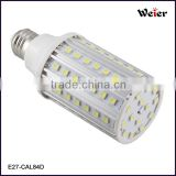 LED Light Source and Aluminum Lamp Body Material smd 5050 e27 corn led light bulb 15w warm white