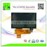 800x480 Capacitive Touch screen 5 inch tft LCD display module