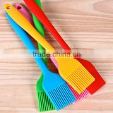 "Silicone Brush 6.9"" Basting Baking BBQ Grilling Cook Bread Butter Spreader"