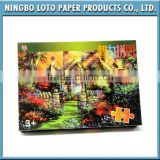 500 Pieces Iq Jigsaw Puzzle