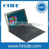 78 Keys Matching Protective Case Foldable Holder function with Docking Keyboard and Touchpad for Windows Tablet