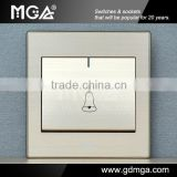doorbell push button switch & electric doorbell switch & door bell switch