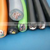 High quality 4 core Rubber insulated rubber sheathed cable 25mm 35mm 50mm flexible rubber cable