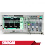 Hantek DSO5202P Digital storage oscilloscope 200MHz 2Channels 1GSa/s 7' TFT LCD Record Length 24K USB AC110-220V