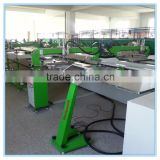 automatic screen printing machine Oval Automatic Screen Printing Machine for 8,10, 12,16 ,20 colours