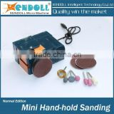 XENDOLL W20001 Mini On-hand Machine Sanding Grinding Christmas Gift DIY TOOLS Model Making