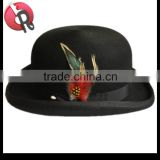 high quality bowler hat derby black