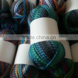 Acrylicwool acrylic alpaca yarn for hand knitting and weaving