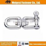 Stainless Steel Chain Swivels Jaw and Eye/Rotating Ring 402