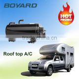Hot promo! car air conditioning accessories roof top compressors for rv camper outside wall mounted air conditioner