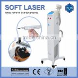 1 HZ Q Switch Nd Yag Laser Pigment Removal Blackhead Remover Tattoo Removal Laser Machine