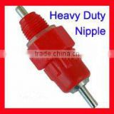 NIPPLE DRINKERS FOR POULTRY