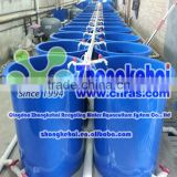 aquaculture fish fishing breeding water-cycling anti-corrosion water circulation polypropylene PP tank