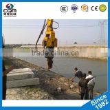 Hydraulic Vibro Hammer/Vibratory Sheet Pile Driver made in China