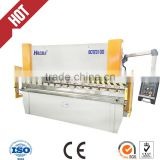 CE certificate hydraulic hot press bending steel machine with CNC and NC controller system
