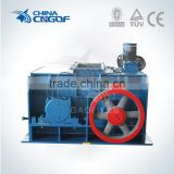 Good function coke double teethed roller crusher