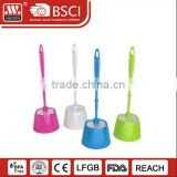 Factory Wholesale decorative cheap Long Handle Good Price Durable Plastic toilet brush holder price