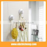 Sucker Holder Suction Hook Removable Bathroom Kitchen Wall Strong Suction Cup Hook Vacuum Large Sucker