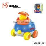 Funny mini baby egg car toy