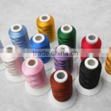 100% polyester machine sewing thread