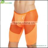 High quality pants men underwear lingerie made in poland Men Middle pants sports wear Siamese trousers men boxer shorts
