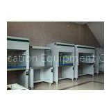 Vertical Flow Laboratory Clean Room Cabinets Stainless Steel , 9907501620mm