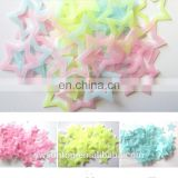 Hot Sale Luminous Stars Glow in The Dark Window/Wall Sticker Bedroom Home Decoration