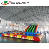9mx9m Octopus Theme Inflatable Water Park , Water Park Backyard Inflatable
