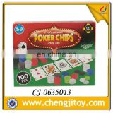 hot sale funny gambling game poker and poker chip