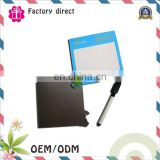 High quality pvc magnetic 3*5cm memo pad for decoratived the fridge