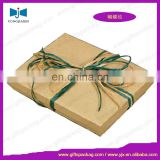 Promotional Green Thin Ribbon Bow for Ring Box