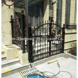 Ornamental Iron Outdoor gate